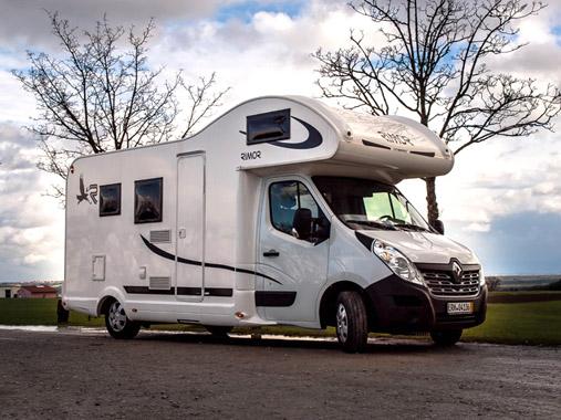 Wohnmobil für 6 Personen kaufen, Rimor Katamarano 3 Modell 2015