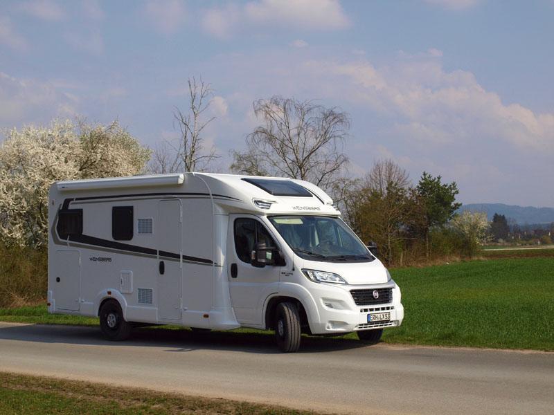 Wohnmobil Weinsber CaraLoft 650 MGH