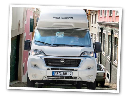 CaraBus Wohnmobil mieten Erlangen Nürnberg
