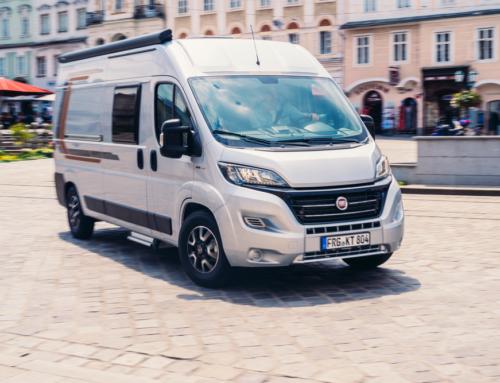 Neue Kastenwagen Wohnmobile für perfekten Pärchen-Urlaub